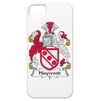 Escudo de la familia de Haywood iPhone 5 Coberturas