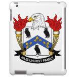 Escudo de la familia de Hazelhurst
