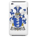 Escudo de la familia de Healey iPod Touch Cárcasas