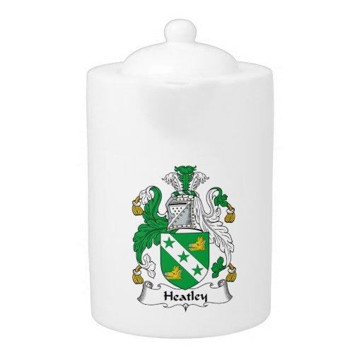Escudo de la familia de Heatley
