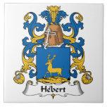 Escudo de la familia de Hebert Teja Cerámica