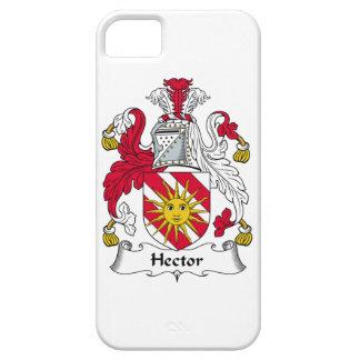 Escudo de la familia de Hector Funda Para iPhone 5 Barely There