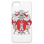 Escudo de la familia de Hedilla iPhone 5 Case-Mate Protector