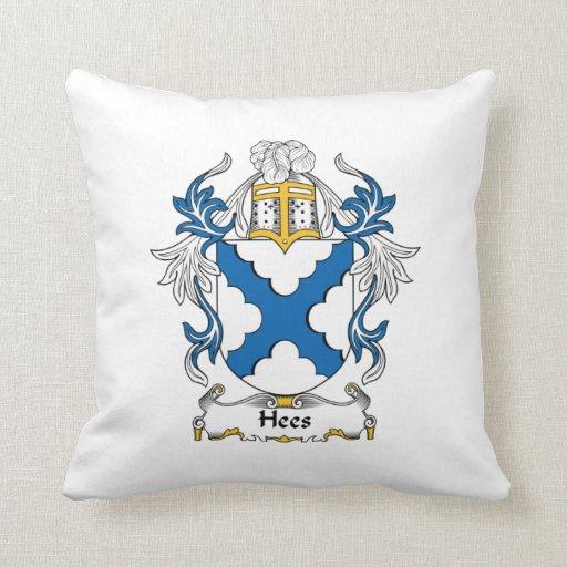 Escudo de la familia de Hees Almohada