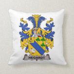 Escudo de la familia de Hegardt Cojines