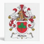 Escudo de la familia de Heiden