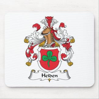 Escudo de la familia de Heiden Tapete De Ratón