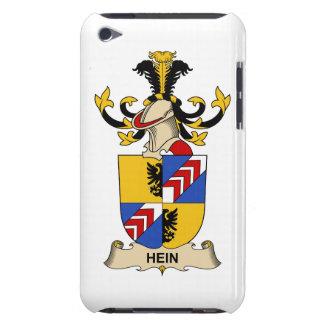 Escudo de la familia de Hein iPod Touch Protectores