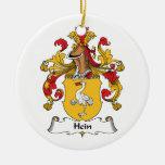 Escudo de la familia de Hein Ornamentos De Reyes