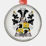 Escudo de la familia de Heintz Ornamento Para Reyes Magos