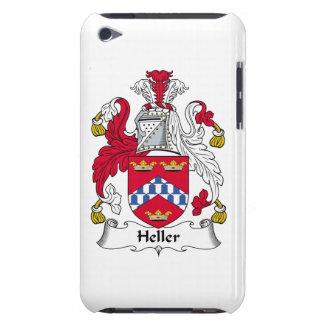 Escudo de la familia de Heller iPod Touch Carcasas