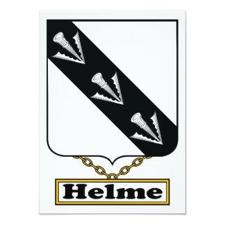 Escudo de la familia de Helme Anuncio