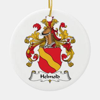 Escudo de la familia de Helmold Ornatos