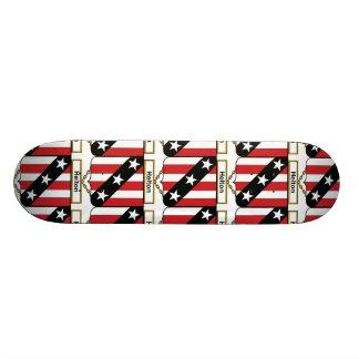 Escudo de la familia de Helton Skate Boards