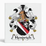 Escudo de la familia de Hendrich