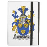 Escudo de la familia de Hendrick