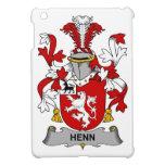 Escudo de la familia de Henn iPad Mini Cárcasa