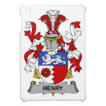 Escudo de la familia de Henry iPad Mini Funda
