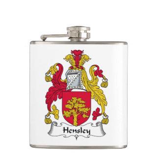Escudo de la familia de Hensley