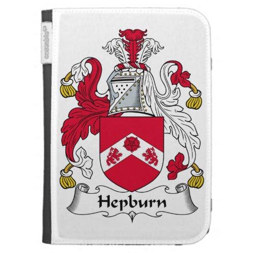 Escudo de la familia de Hepburn