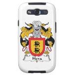 Escudo de la familia de Hera Samsung Galaxy S3 Coberturas