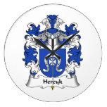 Escudo de la familia de Hercyk Relojes