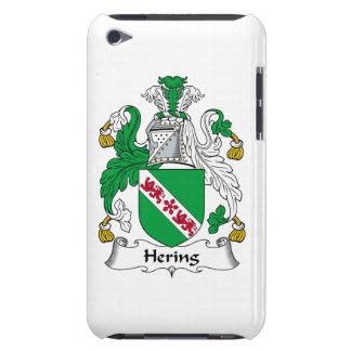 Escudo de la familia de Hering iPod Case-Mate Fundas