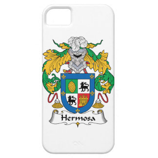 Escudo de la familia de Hermosa iPhone 5 Fundas