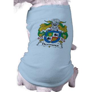 Escudo de la familia de Hermosa Ropa De Perros