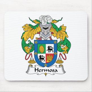 Escudo de la familia de Hermosa Alfombrilla De Raton
