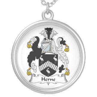 Escudo de la familia de Herne Joyeria