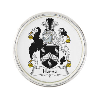 Escudo de la familia de Herne Pin