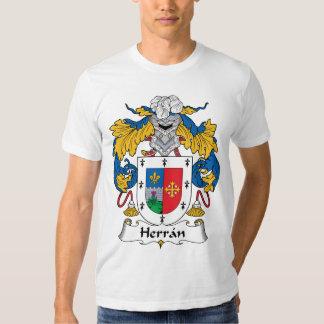 Escudo de la familia de Herran Playeras