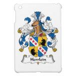 Escudo de la familia de Herrlein iPad Mini Carcasa