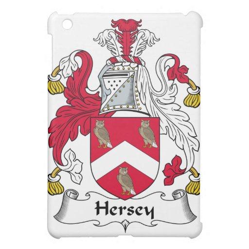 Escudo de la familia de Hersey