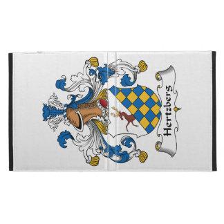 Escudo de la familia de Hertzberg