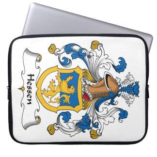 Escudo de la familia de Hesse Fundas Computadoras