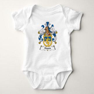 Escudo de la familia de Hesse Mameluco De Bebé
