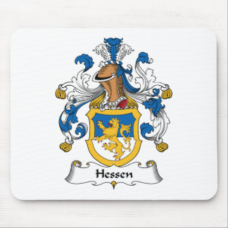 Escudo de la familia de Hesse Mousepad