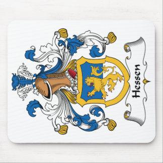 Escudo de la familia de Hesse Mousepads