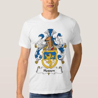 Escudo de la familia de Hesse Poleras