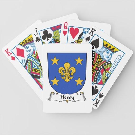 Escudo de la familia de Hessy Barajas De Cartas