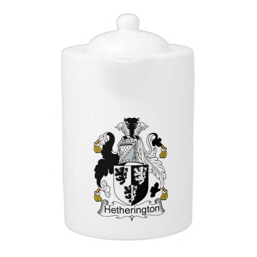 Escudo de la familia de Hetherington
