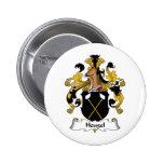 Escudo de la familia de Heugel Pins