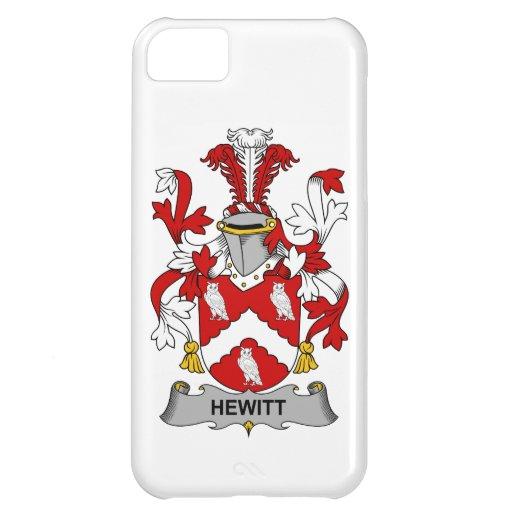 Escudo de la familia de Hewitt