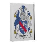 Escudo de la familia de Heyland