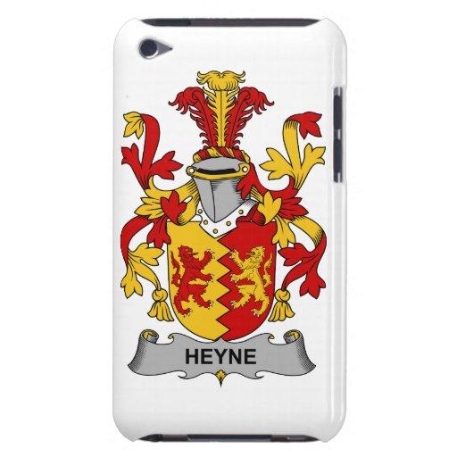 Escudo de la familia de Heyne Barely There iPod Protector