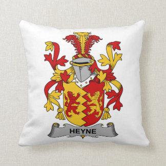 Escudo de la familia de Heyne Cojin