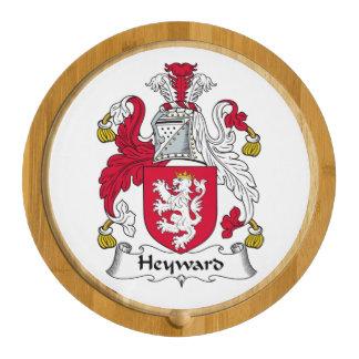 Escudo de la familia de Heyward