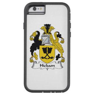 Escudo de la familia de Hickson Funda De iPhone 6 Tough Xtreme